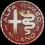 Ancien logo Alfa Romeo
